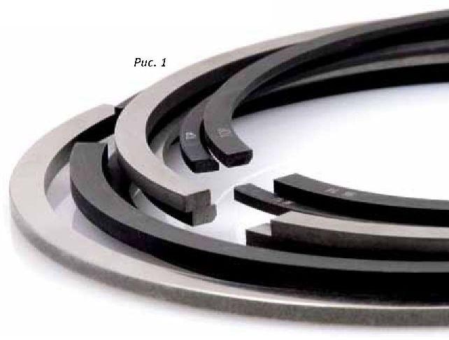 поршневые кольца скутера