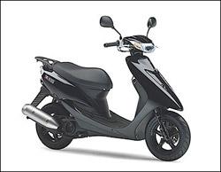 Технические характеристики Yamaha Jog ZII