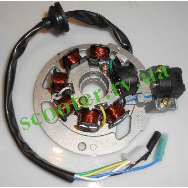джог генератор 5 проводов