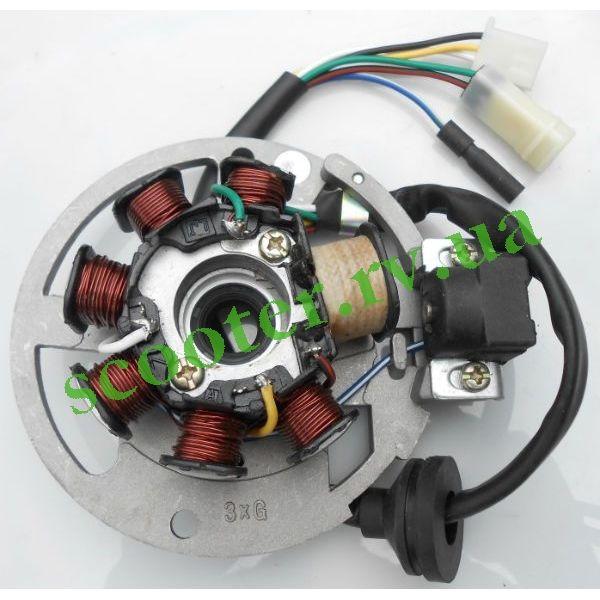 генератор джог на 6 проводов