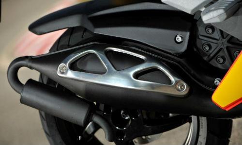 Двигатель Aprilia SR 50 R Factory, технология бьющая рекорды