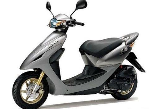 Обзор нового скутера Honda Smart Dio AF-63 Z4