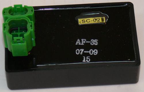 Схема подключения коммутатора Honda dio AF 34/35